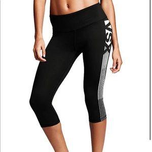 VSX cropped leggings